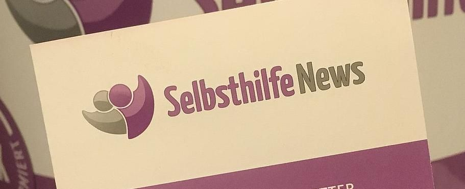 Flyer Selbsthilfe-News